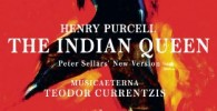 purcell indian queen currentzis peter sellars dvd sony review comte rendu classiquenews CLIC de classiquenews