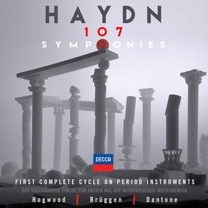 HAYDN 107 symphonies period instruments hogwood bruggen dantone 36 cd decca mai 2016 accademia bizantina ottavio dantone review critique classiquenews