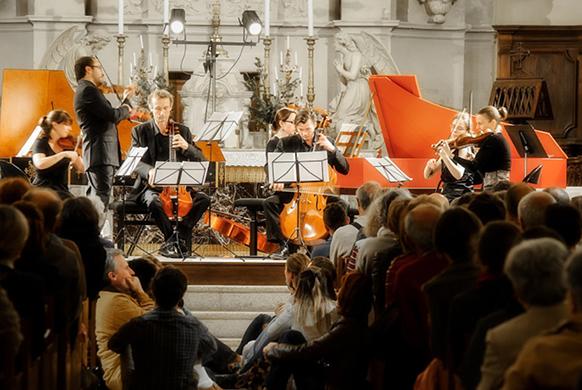 VANNES : 6ème Académie Européenne de musique baroque