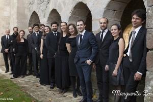 L'Ensemble Marguerite Louise à Versailles