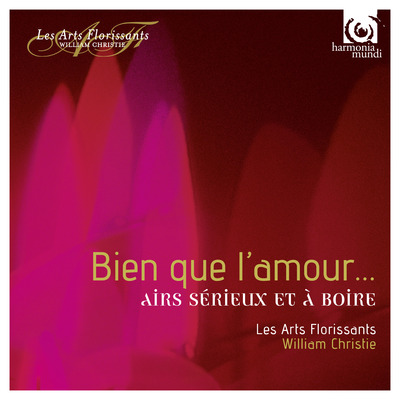 christie william les arts florissants bien que l amour cd critique review presentation reviex cd critique classiquenews CLIC de classiquenews