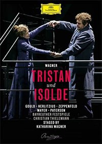 wagner tristan und isolde DVD wagner review compte rendu dvd critique vignette deutsche grammophon