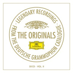 Originals legendary recordings volume 2, vol II, review announce annonce classiquenews cd critique Cvr-00028947960188-240x240