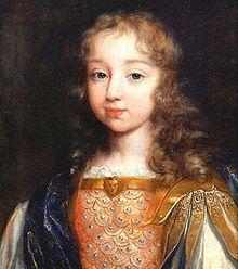 Louis XIV_enfant