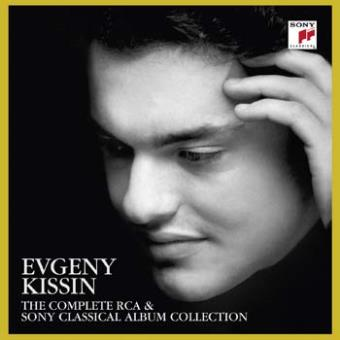 evgeny kissin coffret complete rca columbia sony classical album collection 25 cd review critique cd classiquenews 1540-1