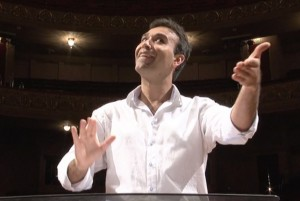 RIO de Janeiro : Bruno Procopio, maestro expressivo !
