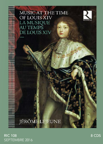 ricercar-jerome-lejeune-coffret-8-cd-musqiue-au-temps-de-louis-XIV-review-critique-annonce-cd-classiquenews