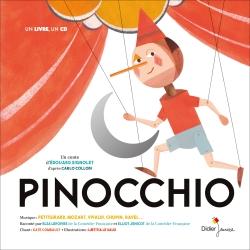 pinocchio didier jeunesse livres enfants jeune melomane review critique compte rendu presentation classiquenews 9782278082261-001-G