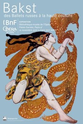 BAKST exposition opera garnier presentation review critique classiquenews