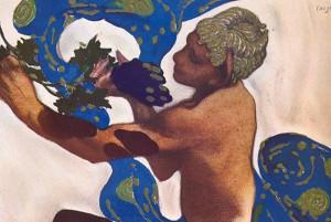 PARIS, Palais Garnier : exposition Léon Bakst, jusqu'au 5 mars 2017