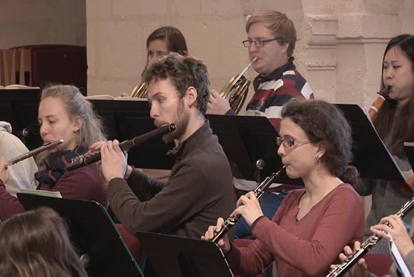 SAINTES. Les 20 ans du JOA Jeune Orchestre de l'Abbaye