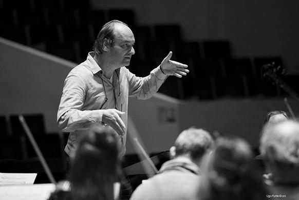 Lille : l'Orchestre National joue Water Music de Haendel