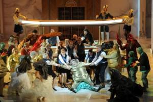 NANCY : Opera Pre Generale Orphee aux enfers
