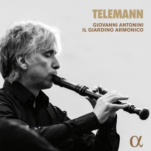 telemann giovanni antonini cd alpha concerto suite chalumeau review critique cd classiquenews 3760014192456_600