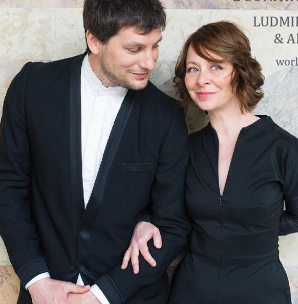 PIANO : le duo envoûtant, hypnotique Berliskaïa / Ancelle