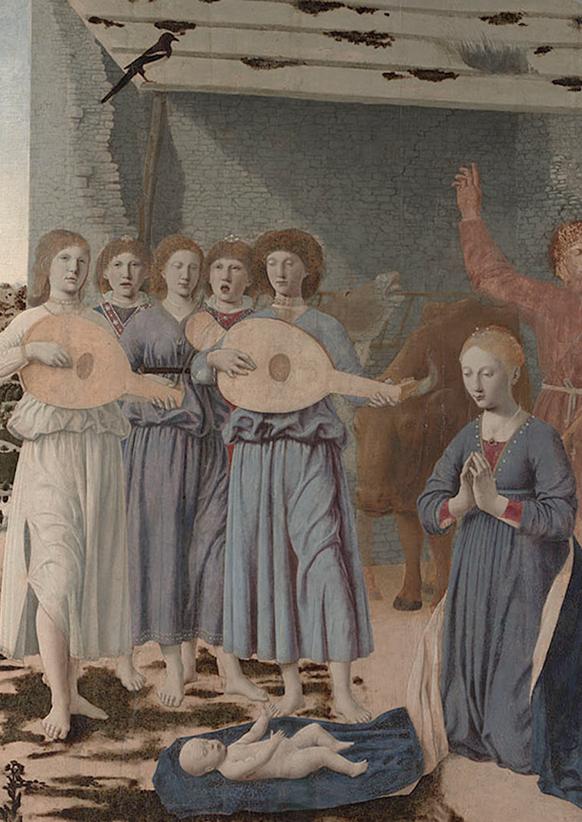 Oratorio de Noël : il est né le divin Enfant !