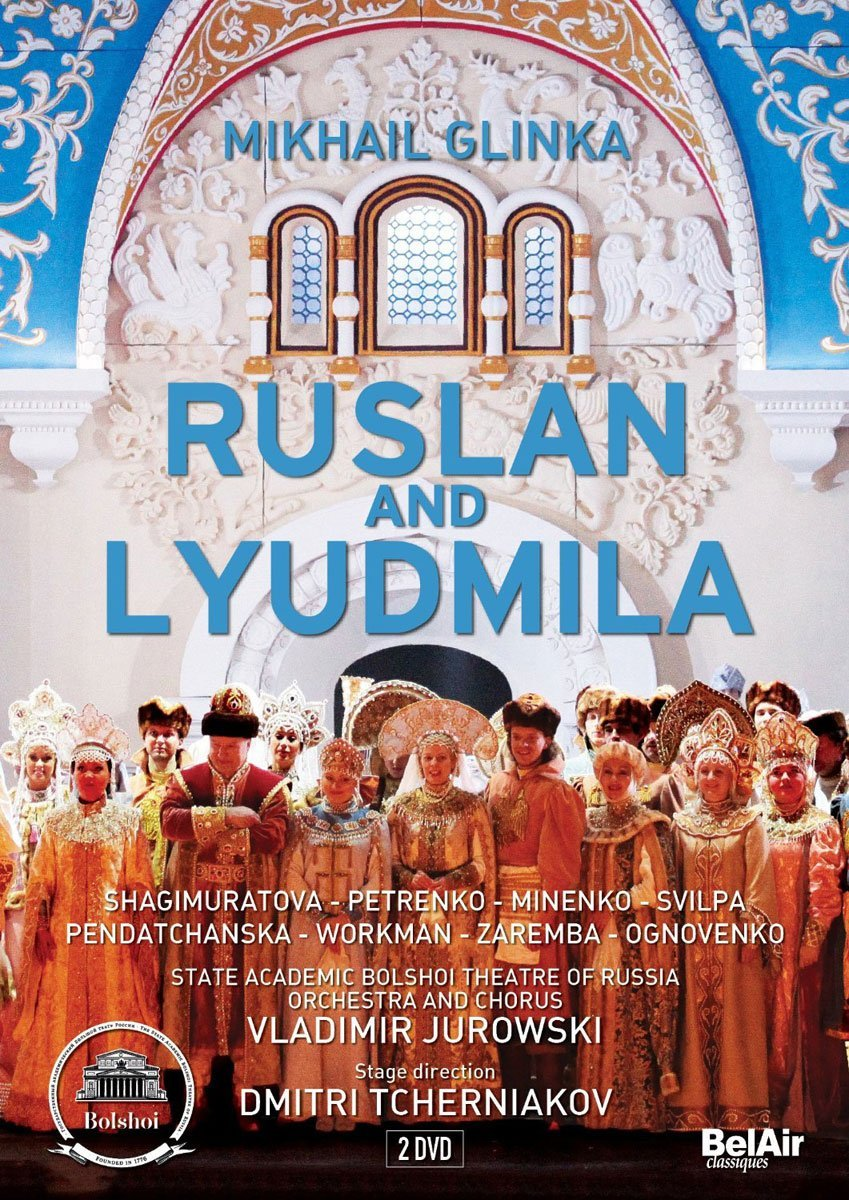 glinka rouslan et ludimila jurowski dvd bel air review critique classiquenews clic de classiquenews 81wMK3z1kYL._SL1200_