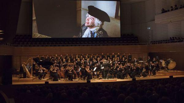 mozart live orchestre Les Siecles pop compte rendu classiquenews