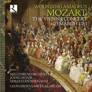 mozart vienna 23 march 1783 jode devos alarcon millenium orchestra cd review cd critique ricercar clic de classiquenews