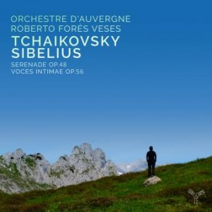 orchestre d auvergne cd review cd critique classiquenews Serenade-Opus-48-Voces-Intimae-Opus-56