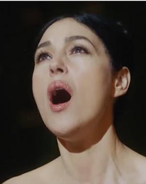 Alessandra : la diva de Monica Bellucci