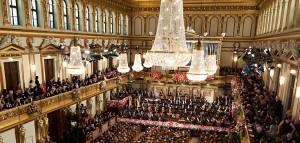 vienne musikverein concert du nouvel an a vienne 2017