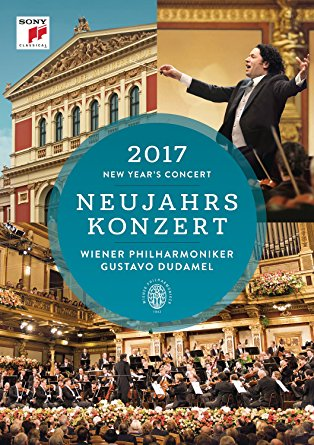 2017 neujahrskonzert dudamel cd dvd critique review CLIC de CLASSIQUENEWS DVD