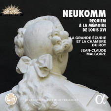 neukomm louis XVI cd jean claude magloire cd critique classiquenews 583c2677a3dbd