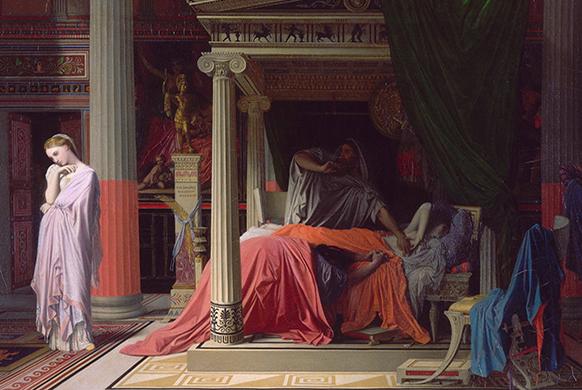 PARIS : nouvelle production de Stratonice de Méhul, 1792