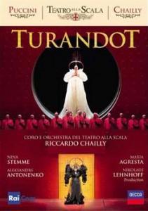 turandot pucini scala riccardo CHAILLY nina stemme dvd classiquenews critique review dvd critique