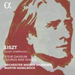 Liszt Faust symphonie symphony martin haselbock cd alpha review compte rendu critique cd classiquenews