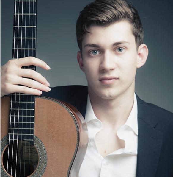 Thibaut GARCIA, la guitare enchantée
