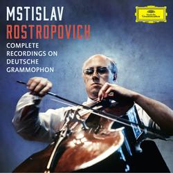 L'Intégrale Rostropovitch par DG