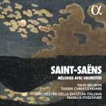 saint saens melodies avec orchestre beuron christoyannis cd review critique cd classiquenews