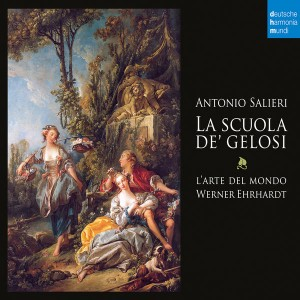salieri scola degli gelosi opera buffa classiquenews cd review critique cd classiquenews