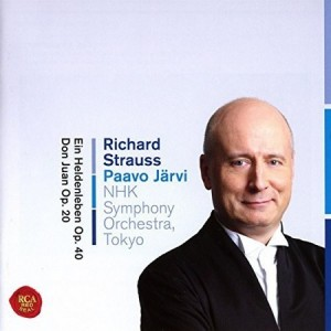strauss heldenleben paavo jarvi cd RCA red seal sony classical review cd critique cd classiquenews