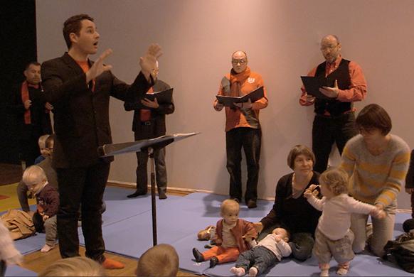 L'Opéra de Tours soigne ses jeunes spectateurs dès 7 mois