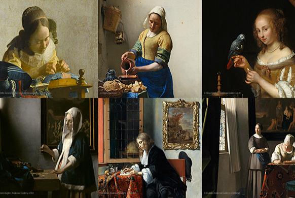 Paris louvre exposition vermeer jusqu au 22 mai 2017 for Exposition paris 2017