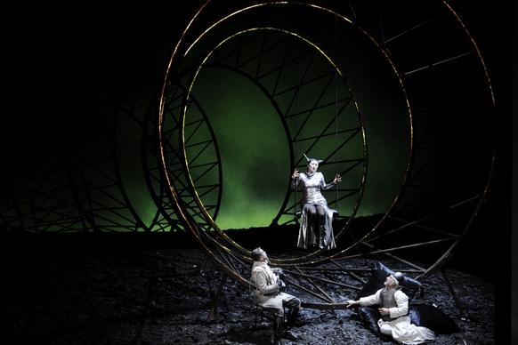 Nancy : Opera National de Lorraine, Pre Generale Le Coq d'or