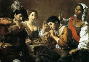 flutiste ingenu concert taverne valentin de boulogne classiquenews exposition louvre