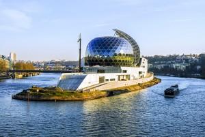 Nouvelle Seine Musicale dans les Hauts-de-Seine