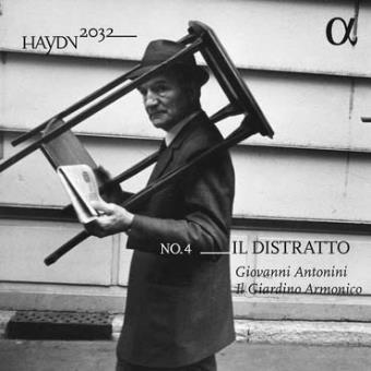 haydn 2032 il distratto symphonies 12 cimarosa maestro di cappella giovanni antonini cd review cd critique classiquenews CLIC de classiquenews mars 2017