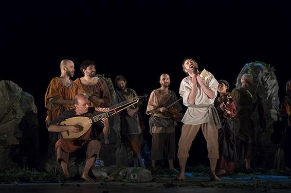 orfeo monteverdi paul agnew arts florissants opera caen philharmonie striggio