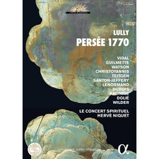 persee lully persee 1770 cd critique cd review presentation annonce