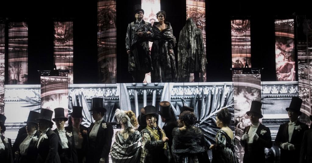 trompe la mort francesconi opera garnier compte rendu critique opera classiquenews