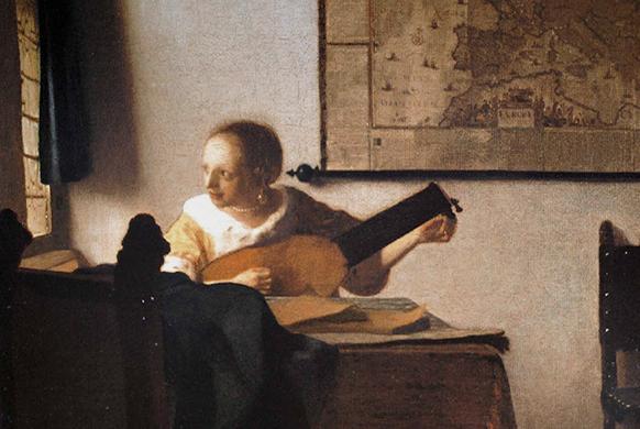 La musique chez Vermeer