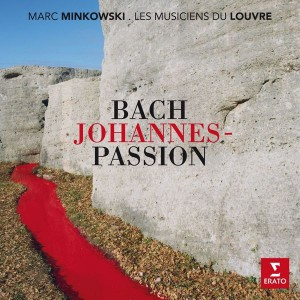 Bach JS johannes passion minkowski hansen 2 cd erato cd review cd critique 2 cd
