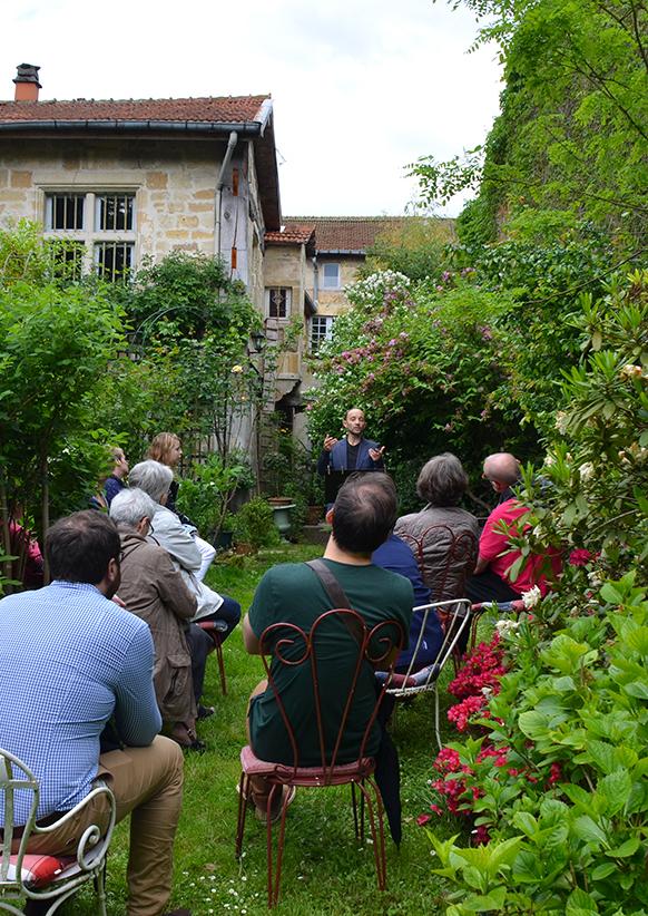 BAR-LE-DUC (55). Festival Musiques en nos murs