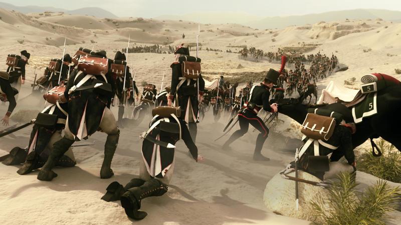 campagne d egypte bonaparte bataille des pyramides classiquenews arte