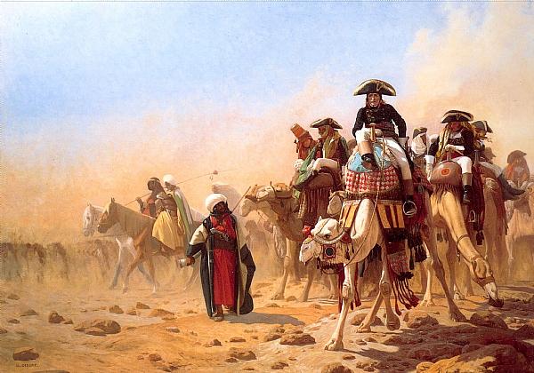 ARTE : La Campagne d'Egypte de Bonaparte